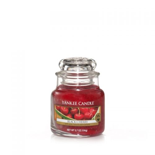 Black Cherry - Yankee Candle Small Jar