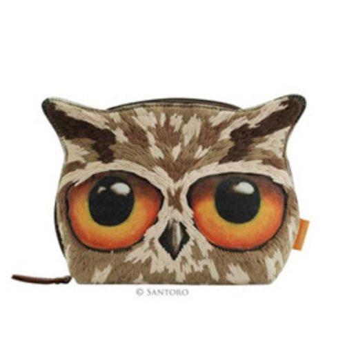 Book Owls - Owl Purse