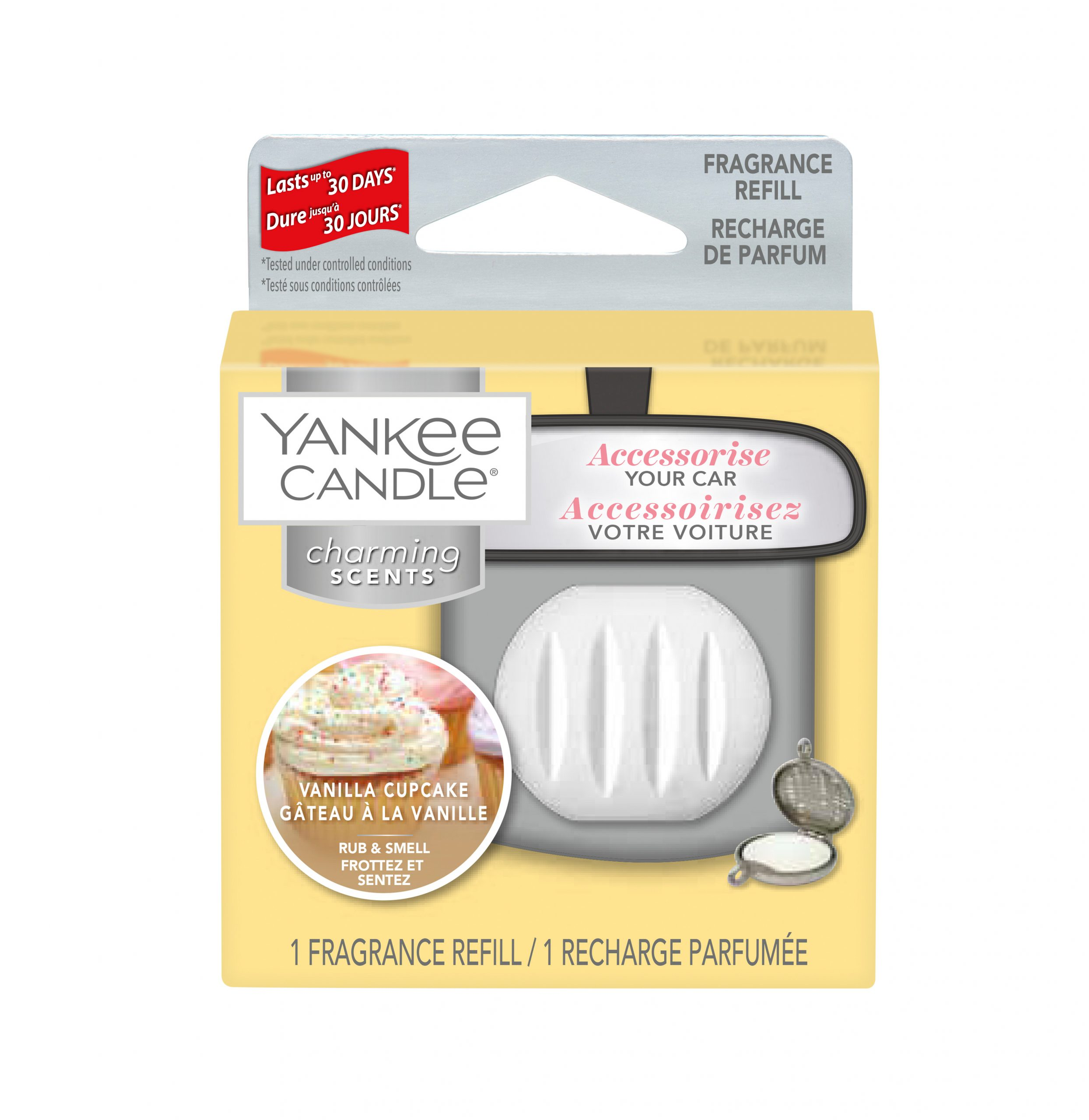 Charming Scents Fragrance Refill - Vanilla Cupcake