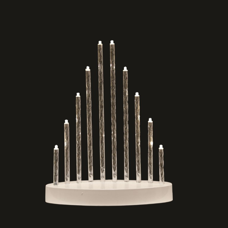 LED Candle Bridge 25cm