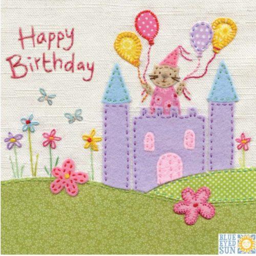 Castle Birthday