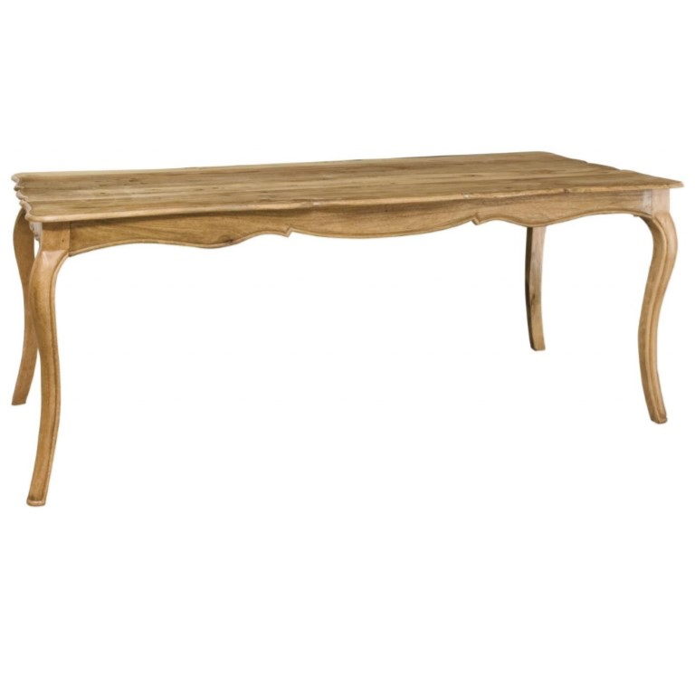 Chantilly Cabriole Leg Dining Table
