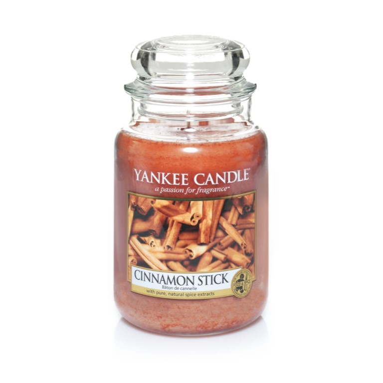 Cinnamon Stick Large Jar Candle