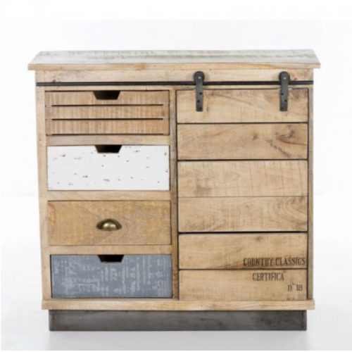 Contemporary Small Sideboard