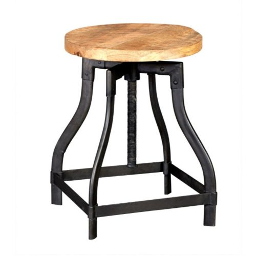 Cosmo Industrial Stool