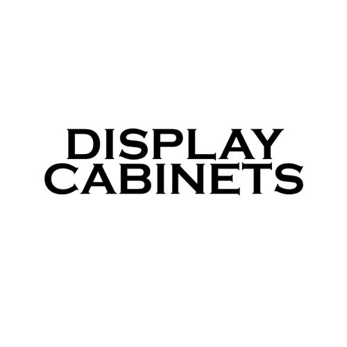 Display Cabinets