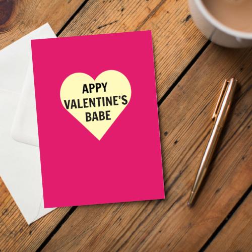 Appy Valentines Babe
