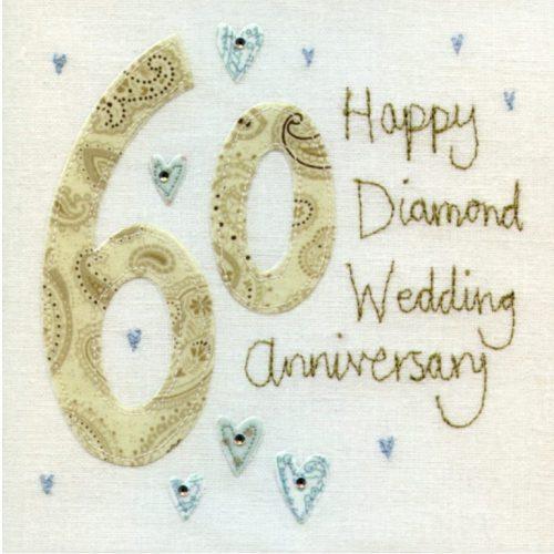Diamond Wedding Anniversary