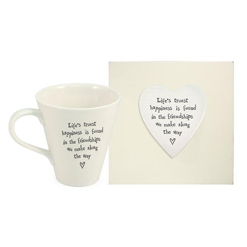 Life's Truest Boxed Mug