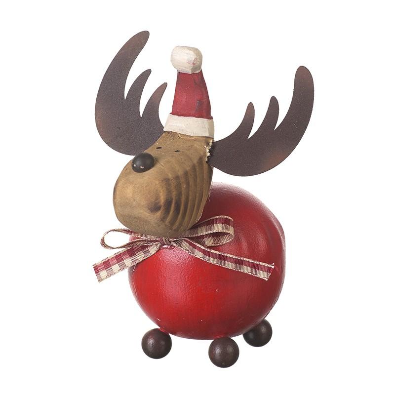 Standing Reindeer Decoratio