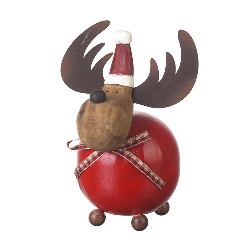 Standing Reindeer Decoration