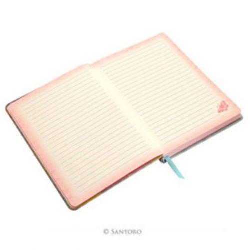 Gorjuss Hardcover Notebook - Seven Sisters (Inside 2)