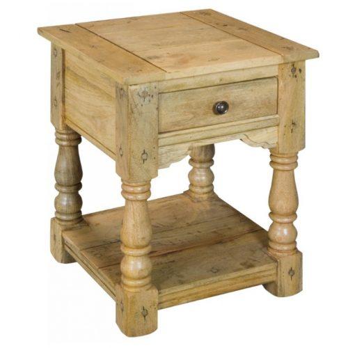 Granary Royale Lamp Table