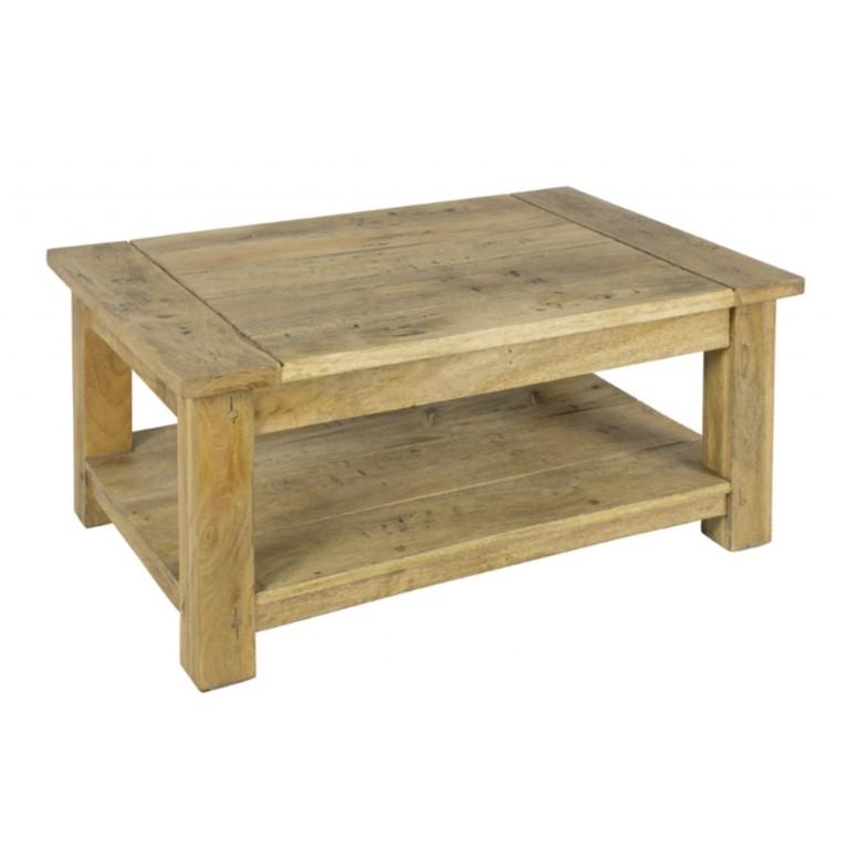 Granary Royale Medium Shelf Coffee Table