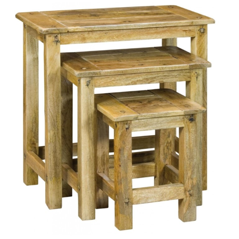 Granary Royale Nest of Tables