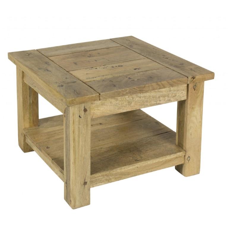Granary Royale Small Shelf Coffee Table
