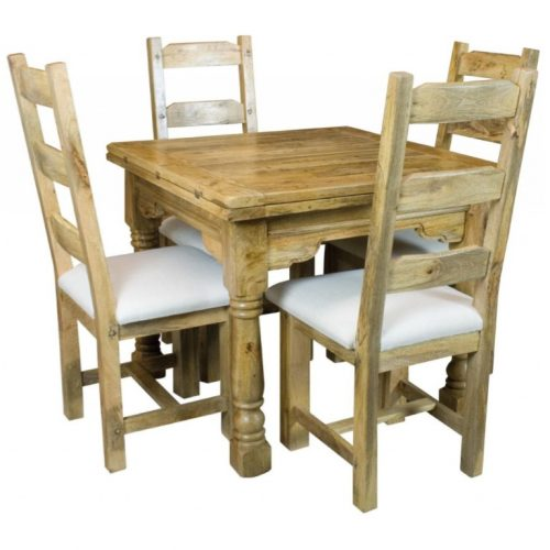 Granary Royale table and Chair