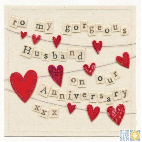 Husband Anniversary