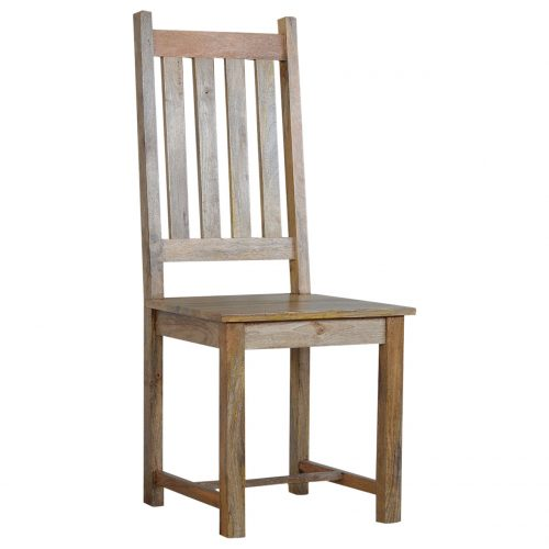 IN035 Solid Wood Dining Chair Set Of 2