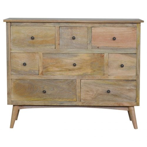 IN050 8 Drawer Chest of Drawers