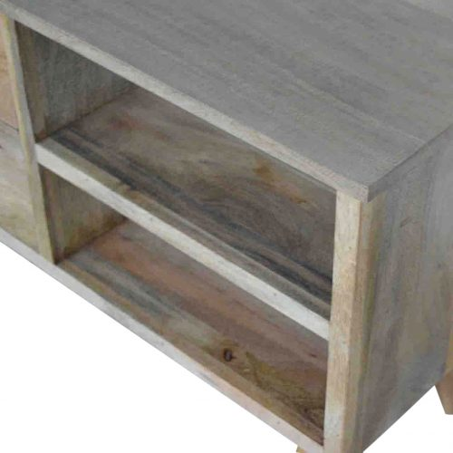IN052 TV Stand for TVs up to 41 inch 3 Drawers and Shelf