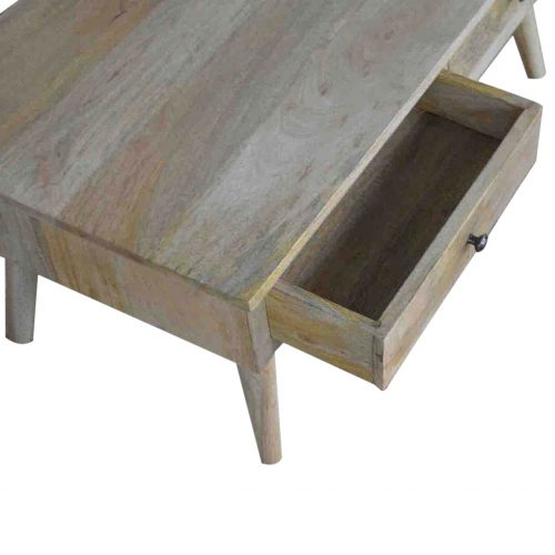 IN055 2 Drawer Coffee Table