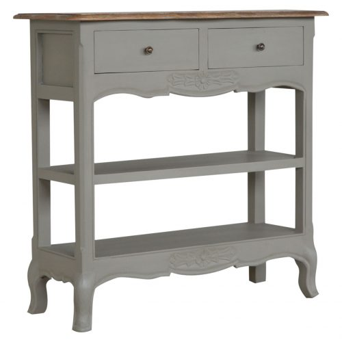 IN059 2 Drawer Console Table