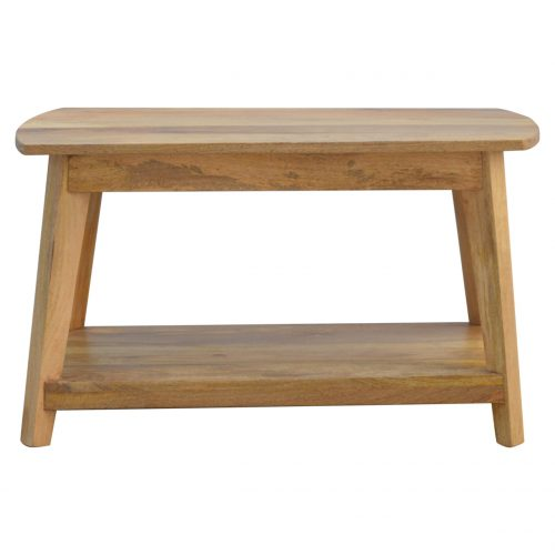 IN137 Scandinavian Designed Coffee Table with Shelf