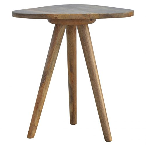 IN141 Accent Triangular Tripod Stool