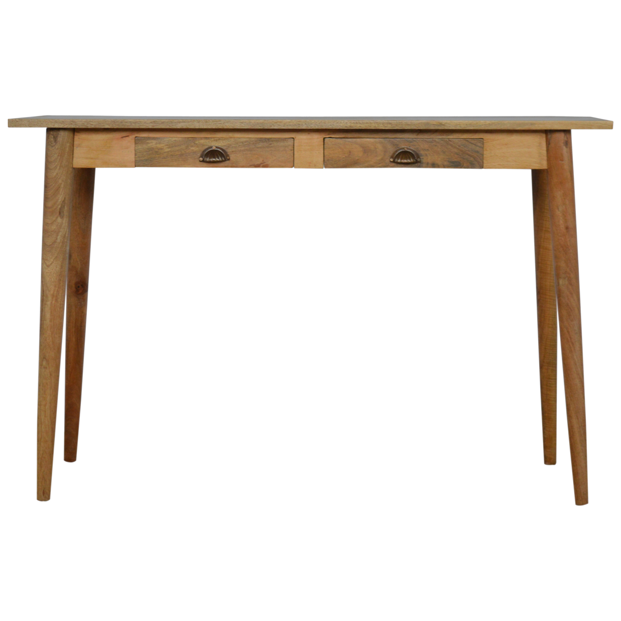 IN168 Nordic Styled Writing Desk with 2 Drawers