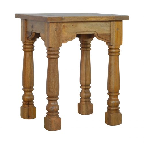 IN179 Country Style Petite End Table