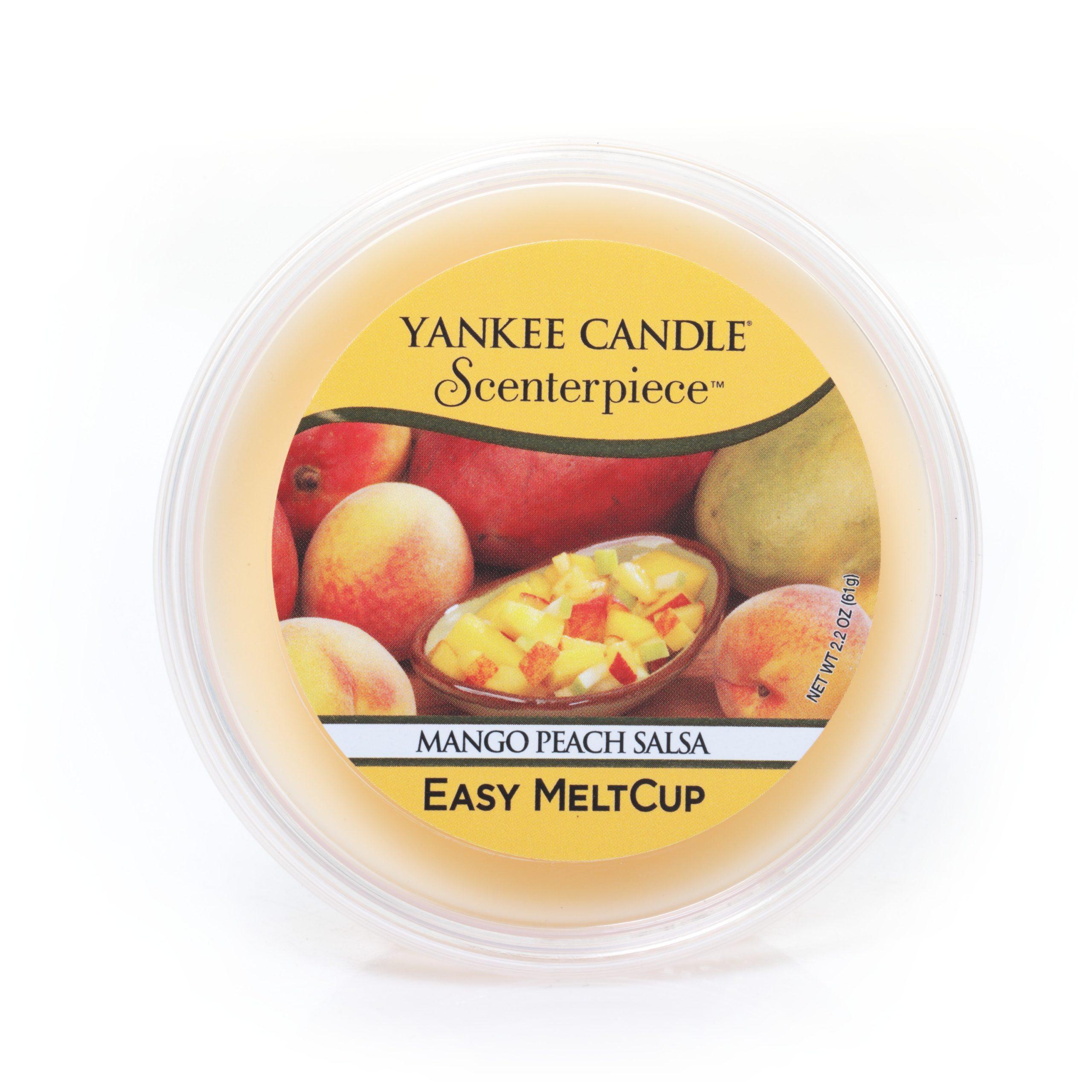 Mango Peach Salsa Scenterpiece Melt Cups