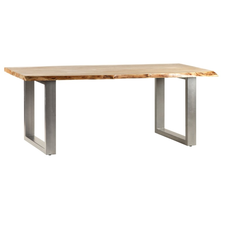 Baltic Live Edge Dining Table 2 M