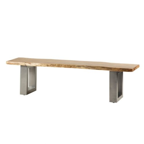 Baltic Live Edge Large Bench