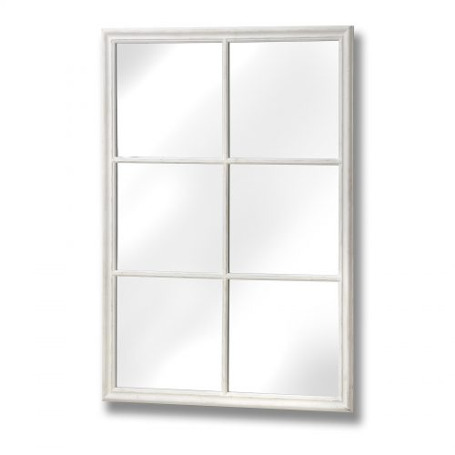 Large Rectangular Window Mirror