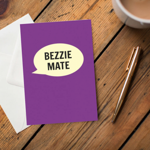 Bezzie Mates Greeting Cards