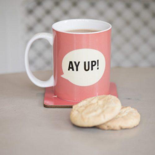 Ay Up! Mug
