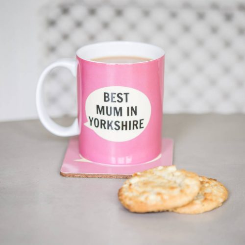 BEST MUM IN YORKSHIRE MUG