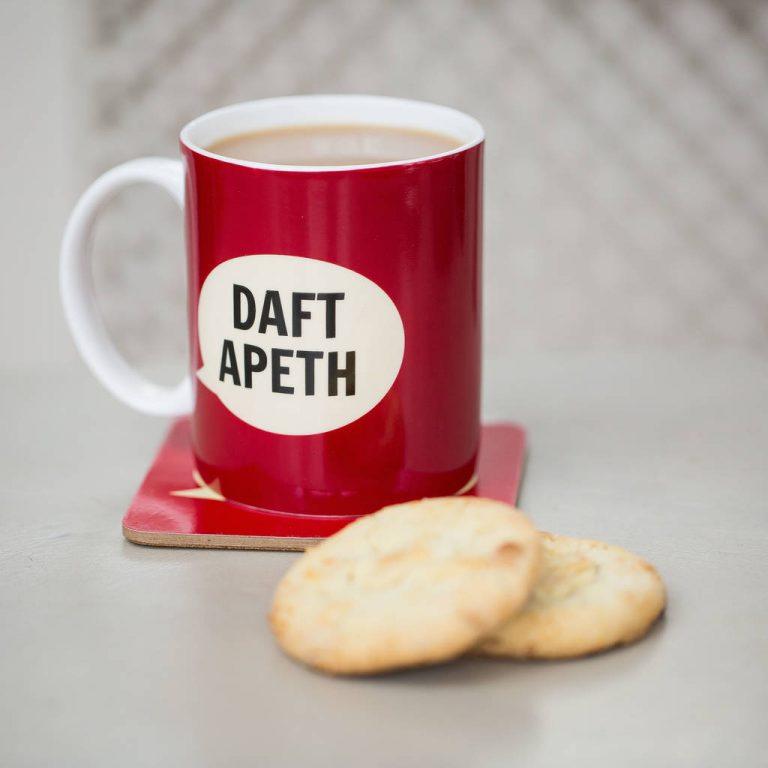 DAFT APETH MUG