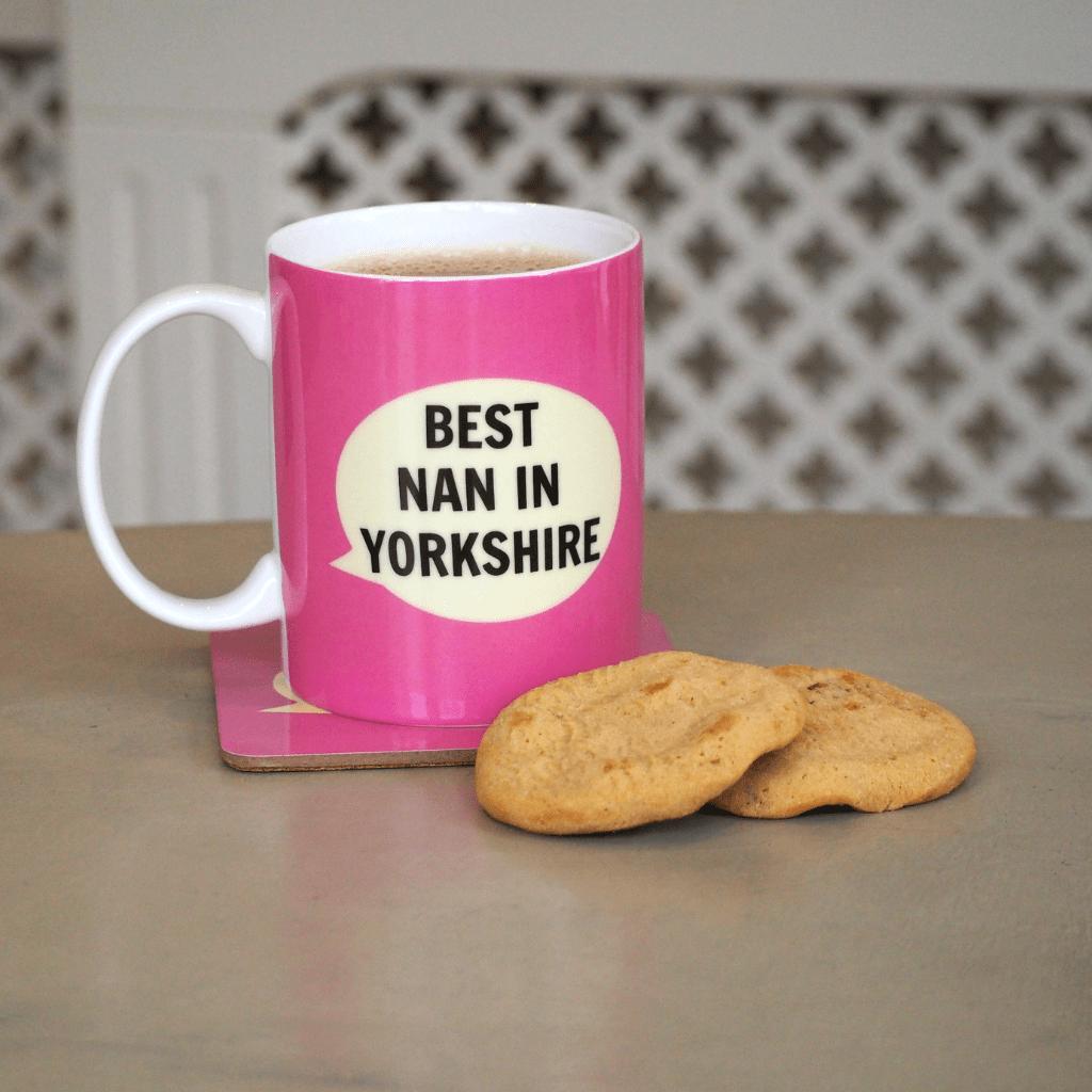 Best Nan In Yorkshire Mug