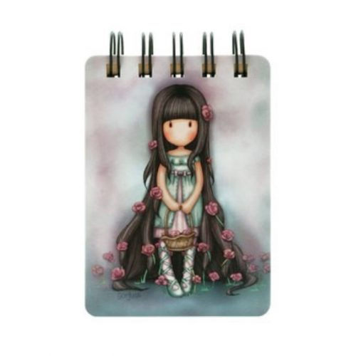 Mini Wiro Bound Notebook - Rosie