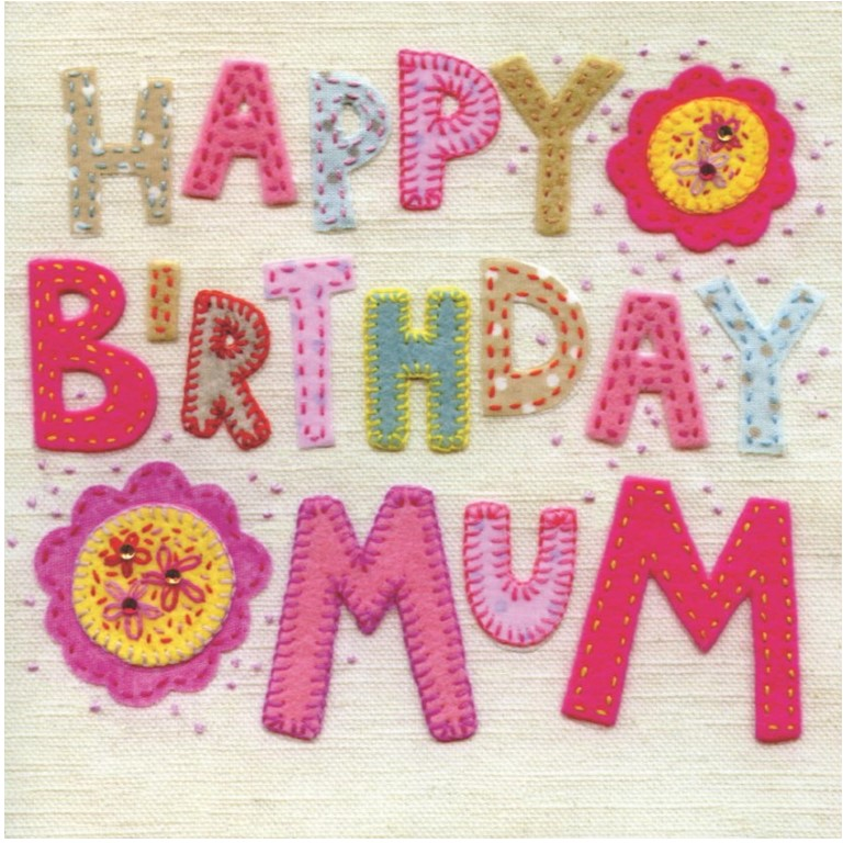 Mum Birthday Text