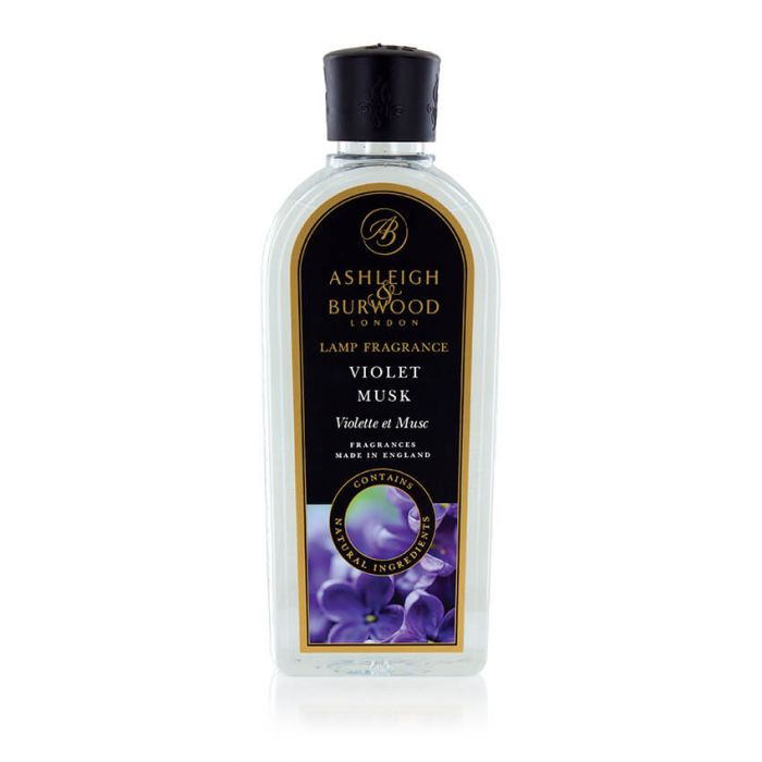 Ashleigh & Burwood: Lamp Fragrance - Violet Musk 500ml