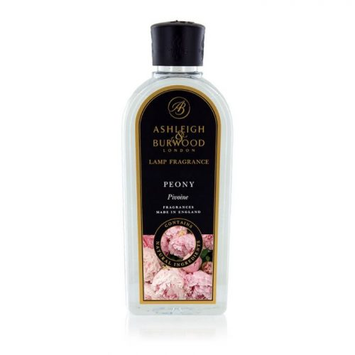 Ashleigh & Burwood: Lamp Fragrance - Peony 500ml