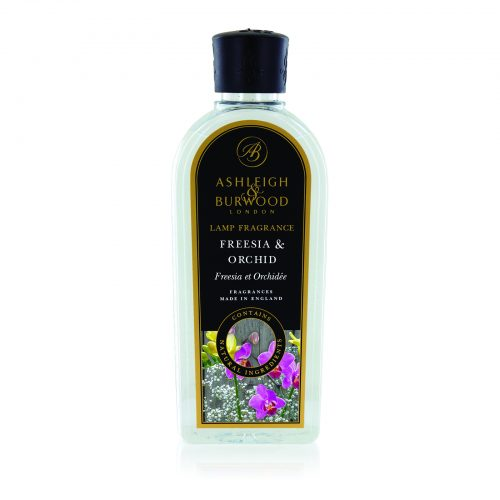 Ashleigh & Burwood: Lamp Fragrance - Freesia & Orchid 500ml