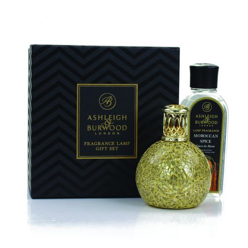 Ashleigh & Burwood: Fragrance Lamp Gift Set - Little Treasure & Moroccan Spice