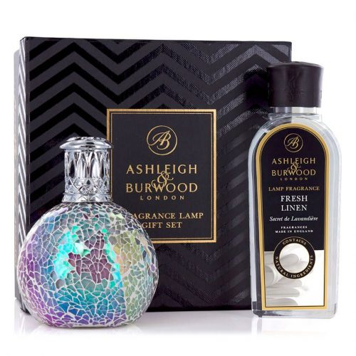Ashleigh & Burwood: Fragrance Lamp Gift Set - Fairy Ball & Fresh Linen