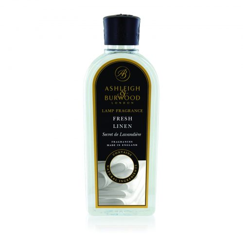 Ashleigh & Burwood: Lamp Fragrance - Fresh Linen 500ml