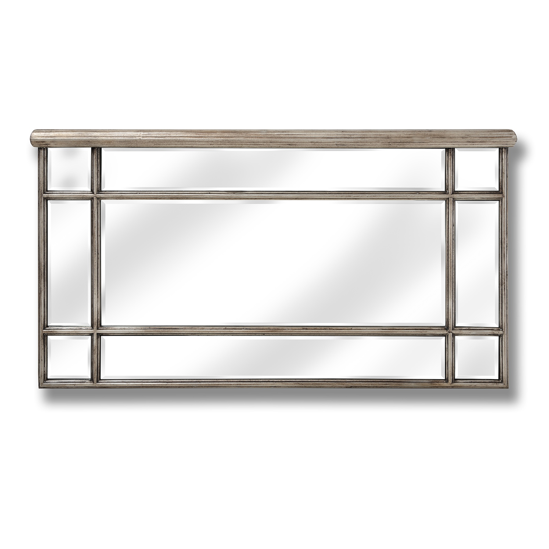 The Belfry Collection Over Mantel Mirror