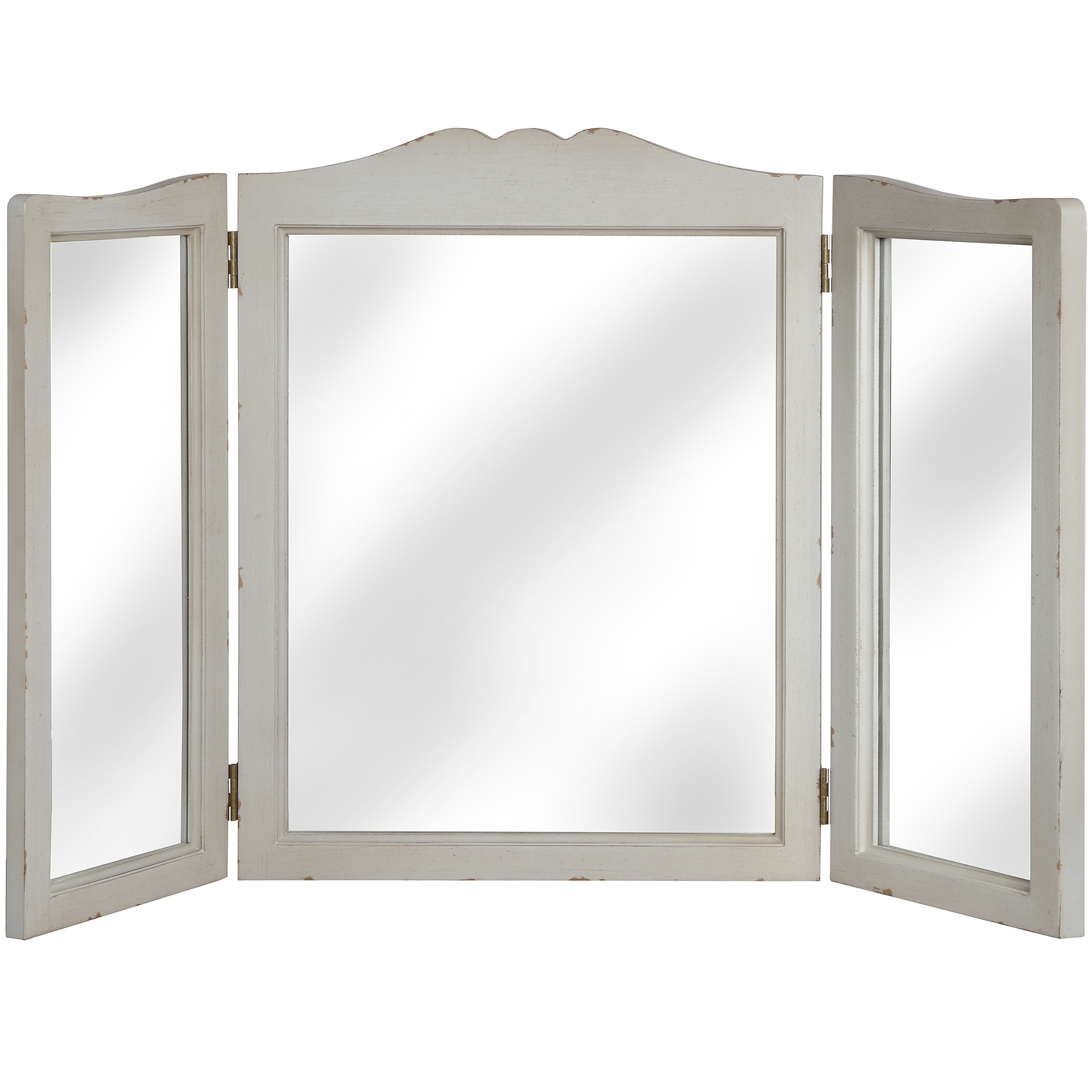 The Louis Collection Three Way Dressing Table Mirror
